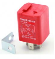 Timer Relays (Fixed duration) 12v & 24v Variants